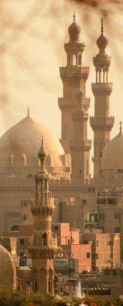 Ibn Tulun Mosqe, Egypt
